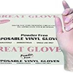 Disposable Vinyl Gloves - Medium (1000ct)