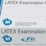 LATEX Examination Gloves - MED. (1000ct)