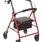 "Rollator 6"" Wheels"
